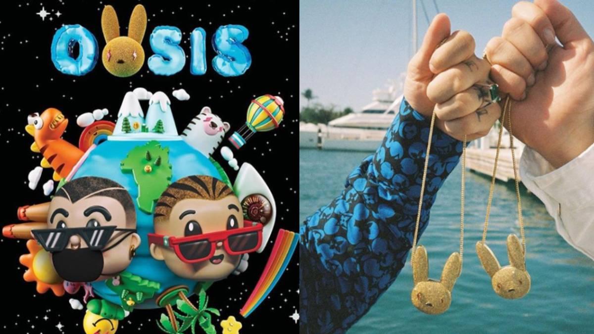 J Balvin y Bad Bunny lanzan el álbum conjunto «Oasis»
