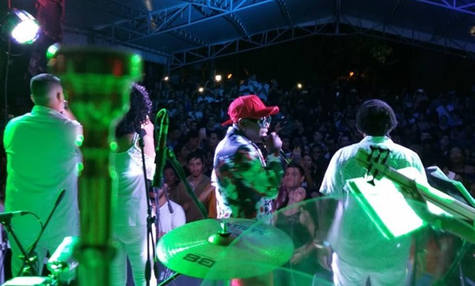 Orquesta de Univalle reprocha comportamiento del cantante Tirso Duarte