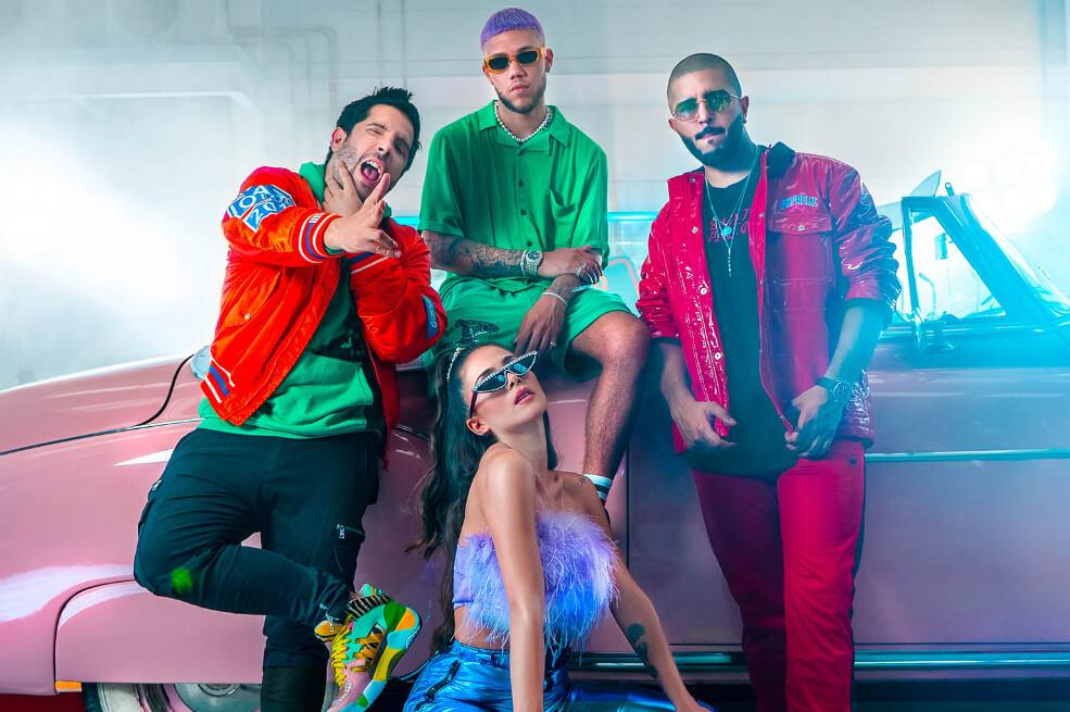 «Sólo Mía», lo nuevo de Cali y El Dandee, Greeicy y Jhay Cortez