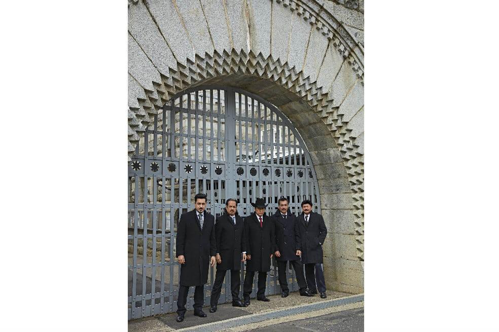 Los Tigres del Norte lanzan álbum y documental grabados en la prisión Folsom
