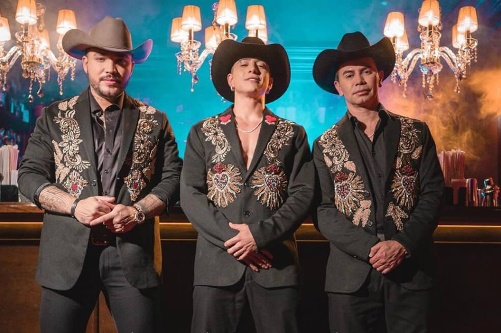 """Andy Rivera, Jhonny Rivera y Jessi Uribe se unen para cantar """"Alguien me gusta"""""""