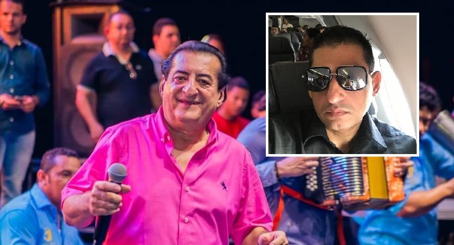 Hijo de Jorge Oñate fue arrestado (¿borracho?) por golpear a funcionario de El Dorado