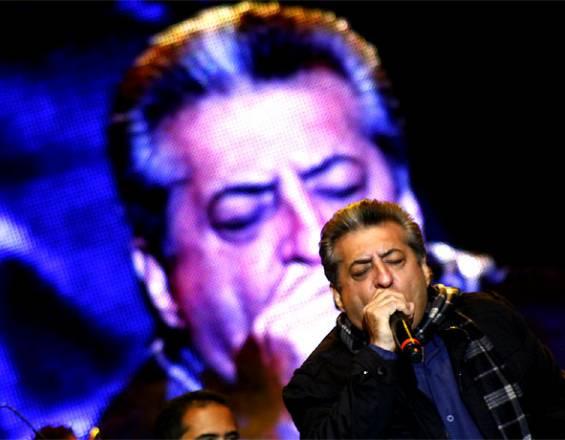¿Grabaría Jorge Oñate un dueto con Maluma? Esta es su curiosa respuesta