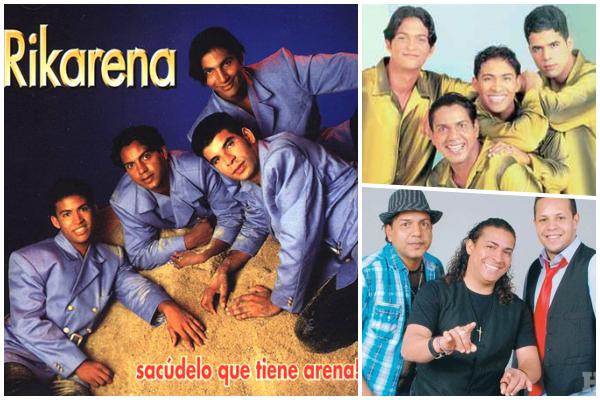 'RIKARENA' EL HIT DE LOS AÑOS 90