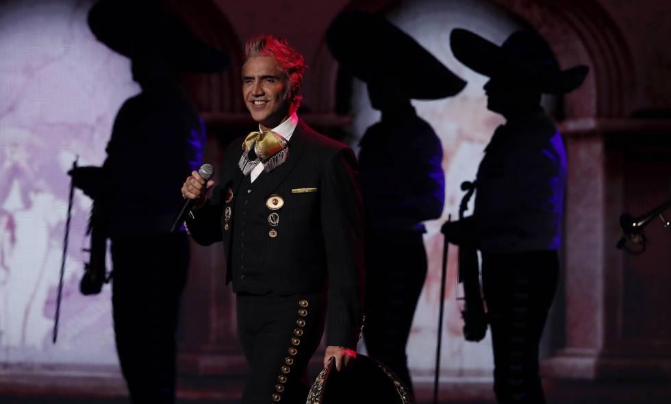 Alejandro Fernández habla de 'Hecho en México', su nuevo trabajo discográfico